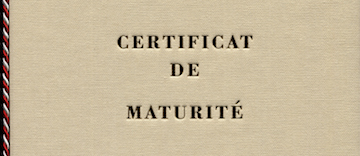 Maturité 2017 -  Photos
